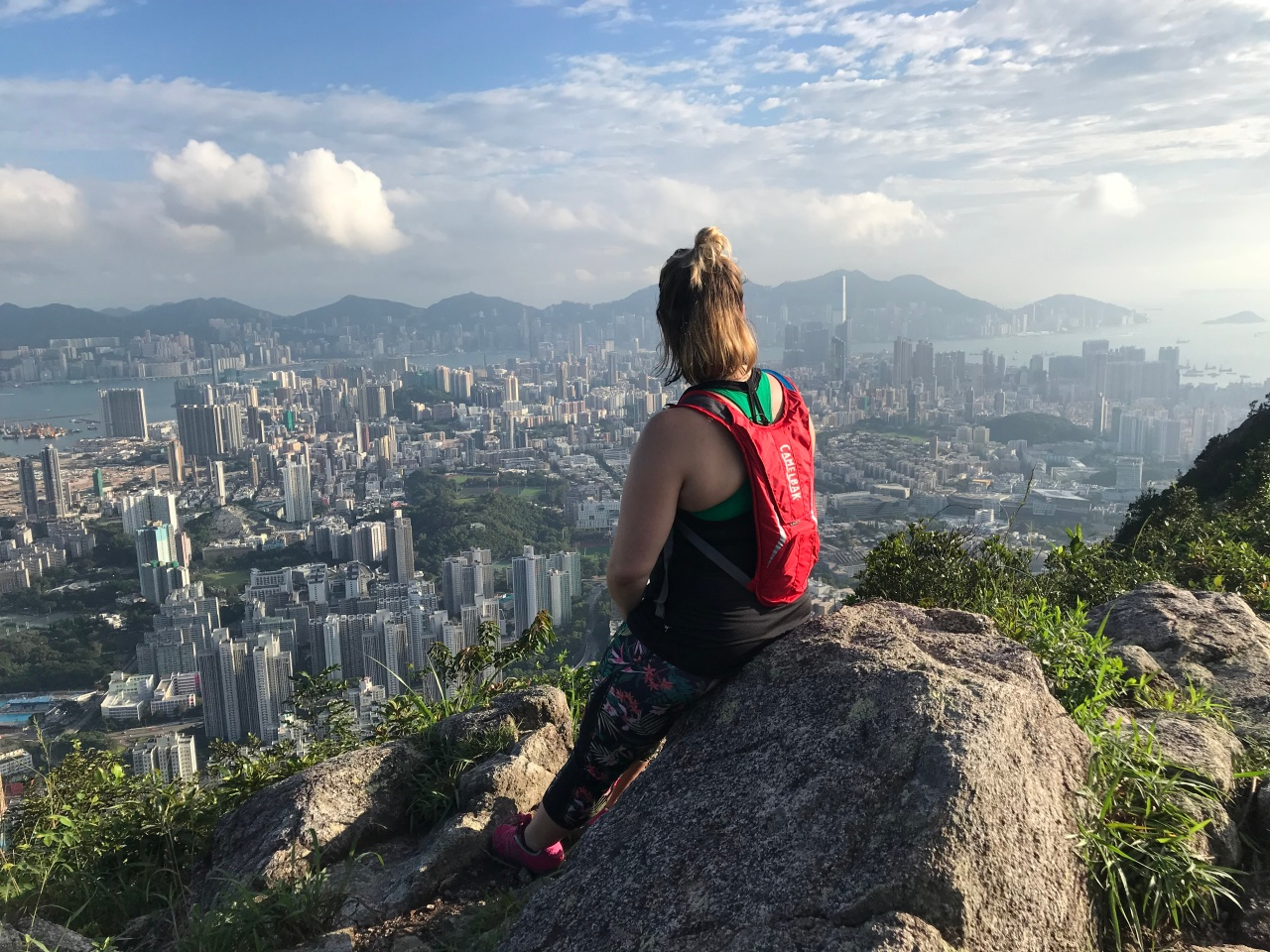 Hiking in Hong Kong: Lion Rock and Wong Tai Sin Temple